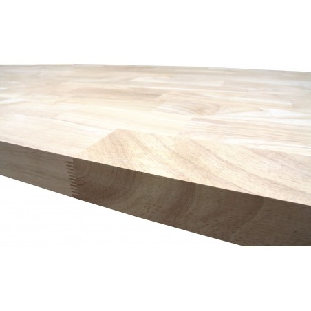 Škárovka Hevea – 60 x 1220 x 2300 mm, kvalita AB, cinkovaná